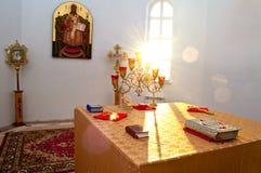 L'autel Images libres de droits