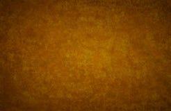 L'automne brun d'or a coloré la texture de vintage d'exposé introductif Image libre de droits