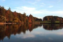 L'automne colore I Image stock