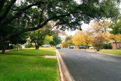 L'automne d'Austin Images stock