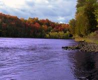 L'automne est dans le ciel Images stock