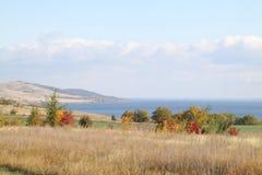 L'automne est venu Photographie stock