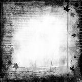 L'automne a recouvert sur le blanc illustration libre de droits