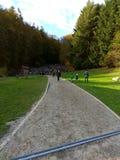 L'automne vient Photo stock