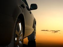 L'automobile Photos stock