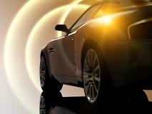 L'automobile Fotografie Stock