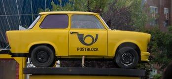 L'automobile de Trabant photo stock