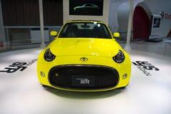L'automobile del concapt, Toyota S-F Fotografie Stock