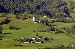 L'Autriche, Est-Tyrol, Matrei image libre de droits