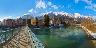 l'Autriche Innsbruck Images libres de droits