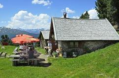L'Autriche, Tyrol, Pitztal photographie stock