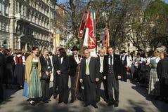L'Autriche, Vienne, Image stock
