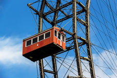 l'Autriche, Vienne, roue de Ferris Images stock