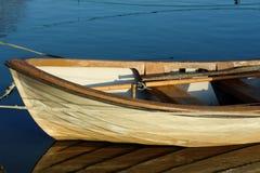 L'avant d'un bateau Photographie stock