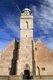 L'avant de l'église reprise Photographie stock