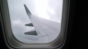 L'avion décollent et vol banque de vidéos