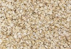 L'avoine s'écaille texture de grain photos stock