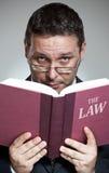 L'avvocato Immagine Stock