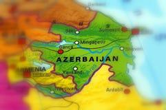 L'Azerbaigian, ufficialmente il Repubblica dell'Azerbaijan fotografia stock