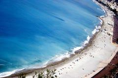 L'azure coastline. Coast line of l'azure coastline Stock Photos