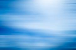 L'azzurro fluttua la priorità bassa Fotografie Stock