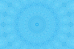 L'azzurro imperla la priorità bassa Immagine Stock
