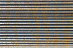 L-barra metálica rodada Fotos de archivo libres de regalías