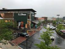 L.L. Bean at Legacy Place, Dedham, MA. The L.L. Bean located at Legacy Place in Dedham, MA Royalty Free Stock Photo