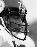 L.C. Greenwood. Pittsburgh Steelers DL L.C. Greenwood, #78. (Image taken from a b&w negative stock image
