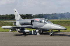 L-159 checo Imagen de archivo
