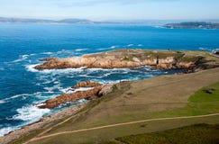 L Coruña Royalty-vrije Stock Afbeeldingen