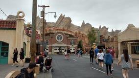 L.a Disneyland stock photography