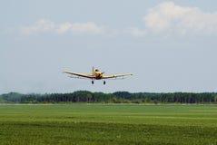lądowanie Zdjęcia Royalty Free