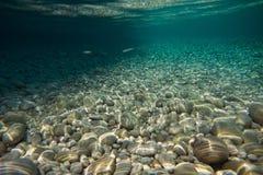 L'eau étonnante Photo stock