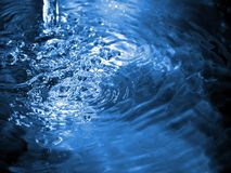 L'eau 3 Images libres de droits