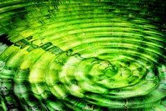 L'eau abstraite lumineuse Image libre de droits