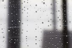 L'eau abstraite relâche le fond Image libre de droits