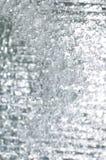 L'eau argentée Image stock