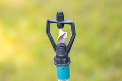 L'eau arrosent Photographie stock libre de droits