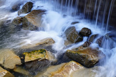 L'eau blanche Image stock