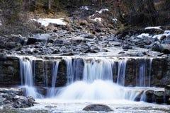 L'eau blanche Images stock
