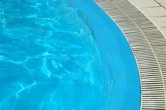 L'eau bleue dans le regroupement Image libre de droits