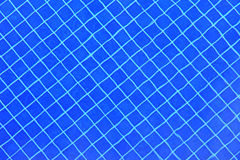 L'eau bleue de regroupement photo libre de droits
