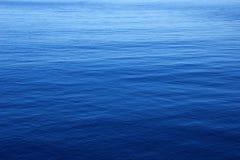 L'eau bleue image libre de droits