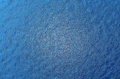 L'eau bleue profonde Images libres de droits