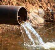 L'eau circulante photos stock