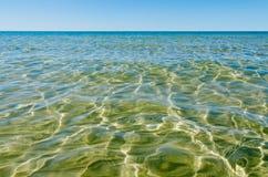 L'eau claire Photos stock