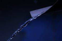L'eau claire de Cristal Image libre de droits