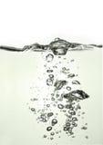 l'eau d'éclaboussure Image libre de droits
