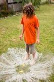 l'eau d'amusement de 01 ballons Image stock